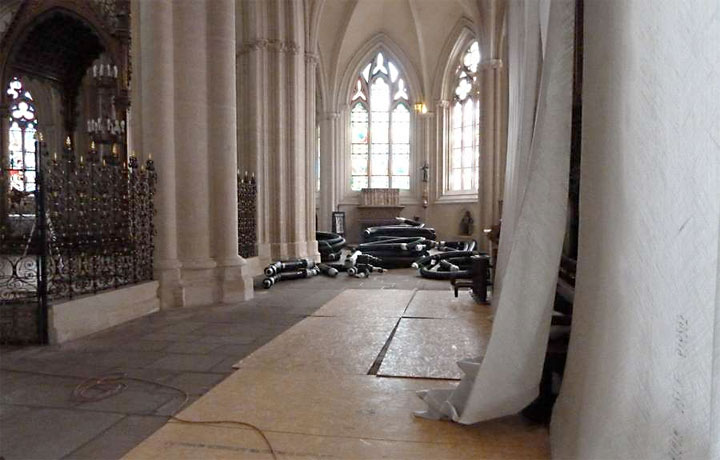 Case Tf14 002 Thermaflex Quimper Cathedral Heating Polybutylene