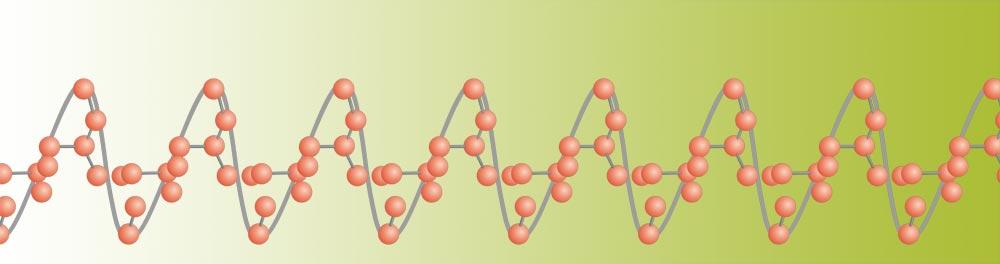 Polybutene PB-1 long string polyolefin molecule green