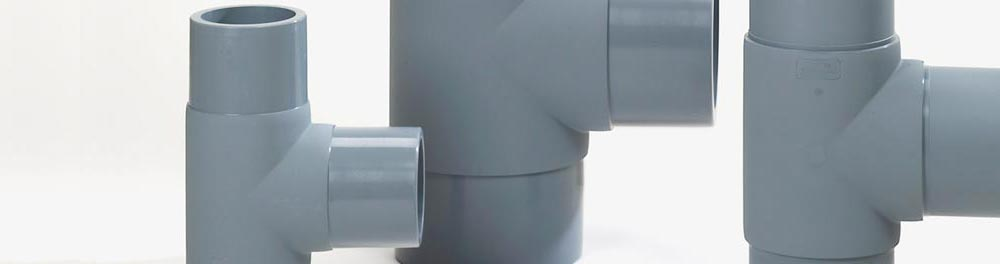 Polybutene precision pipe fittings joints