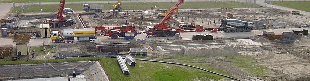 largest polybutene plant construction moerdijk netherlands