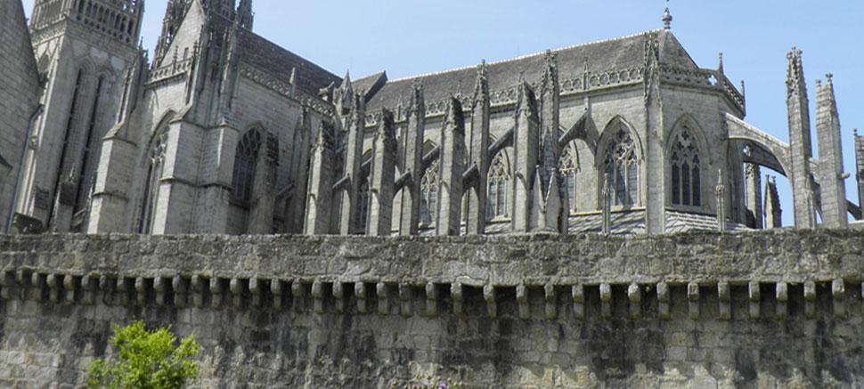 Quimper Cathedral, FR