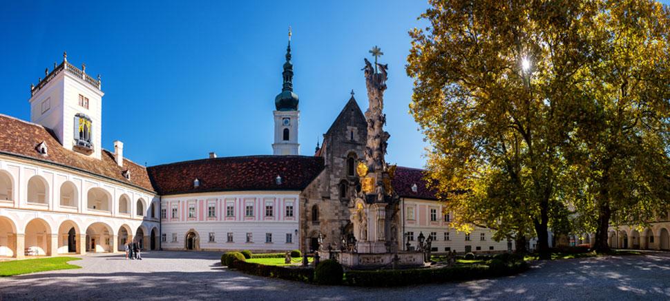 Abbey Heiligenkreuz