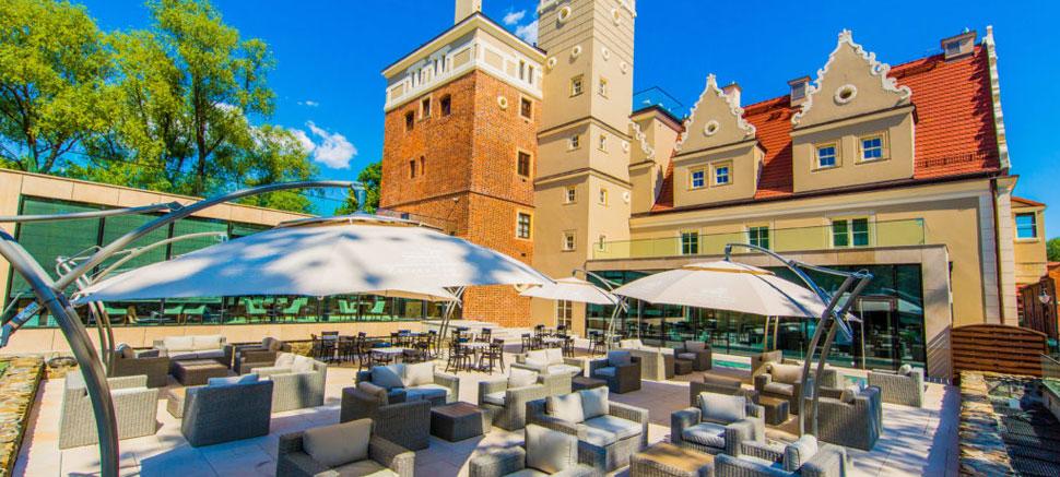 Zamek Topacz Resort