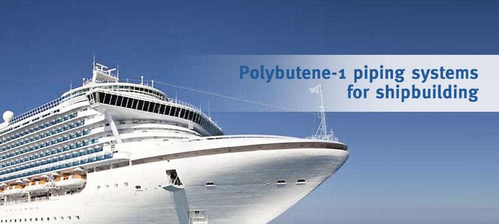 PB-1 for Shipbuilding